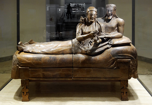 Sarcophagus of the Spouses | by profzucker