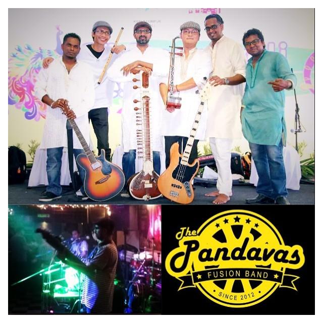 the pandavas fusion band form by sitar erhu bamboo flu flickr