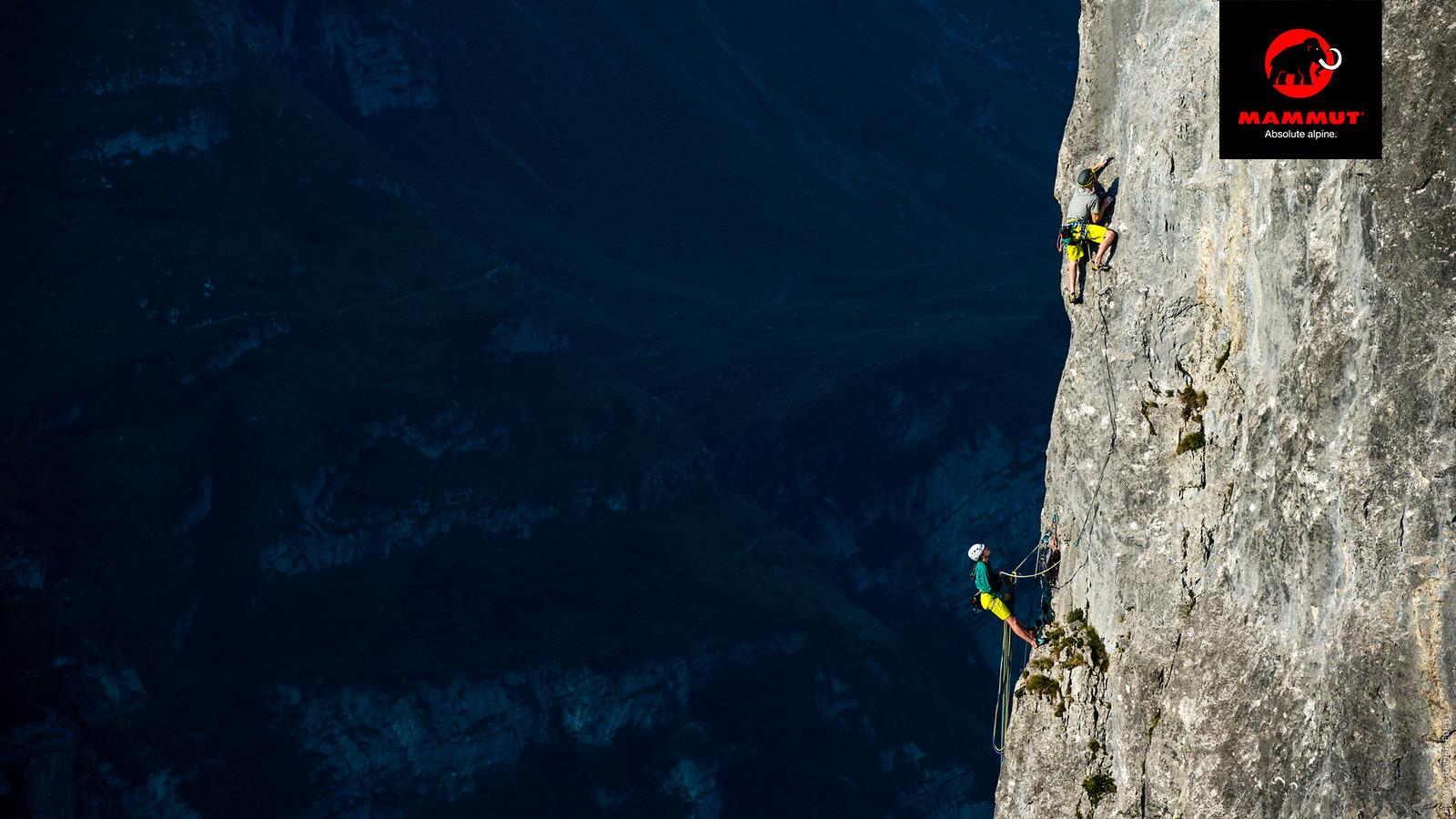 Wallpaper Rock Climbing
