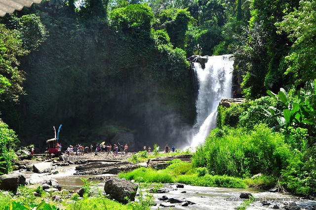 Hike to Tegenungan Waterfall Bali