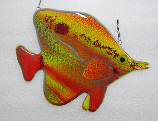 Fish 48 | by Northern Art Glass