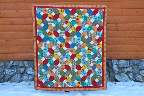 Apple Autumn Quilt | by CoraQuilts~Carla