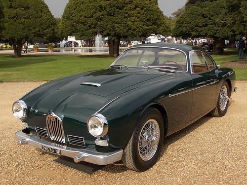 1957 Jaguar Xk140 Zagato