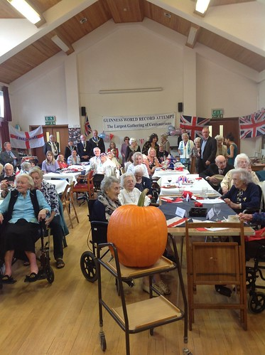 The annual Centenarians Tea Party in Southend West | by AmessD