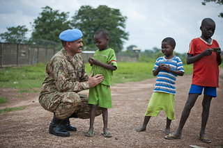 UN Military Adviser for Peacekeeping in Central African Republic | by United Nations Photo