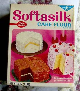 cake flour softasilk