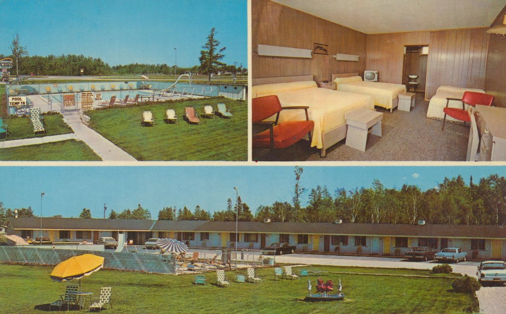 Bel Aire Motel - Mackinaw City, Michigan
