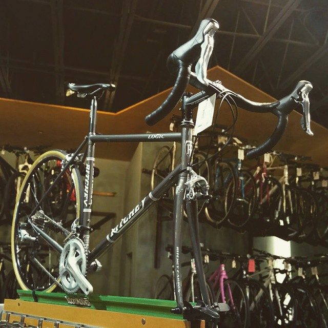 2014 Ritchey Road Logic 2.0 racing bicycle. The frame is T… | Flickr