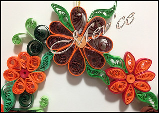 quilled wreath3 | by Mev'ce