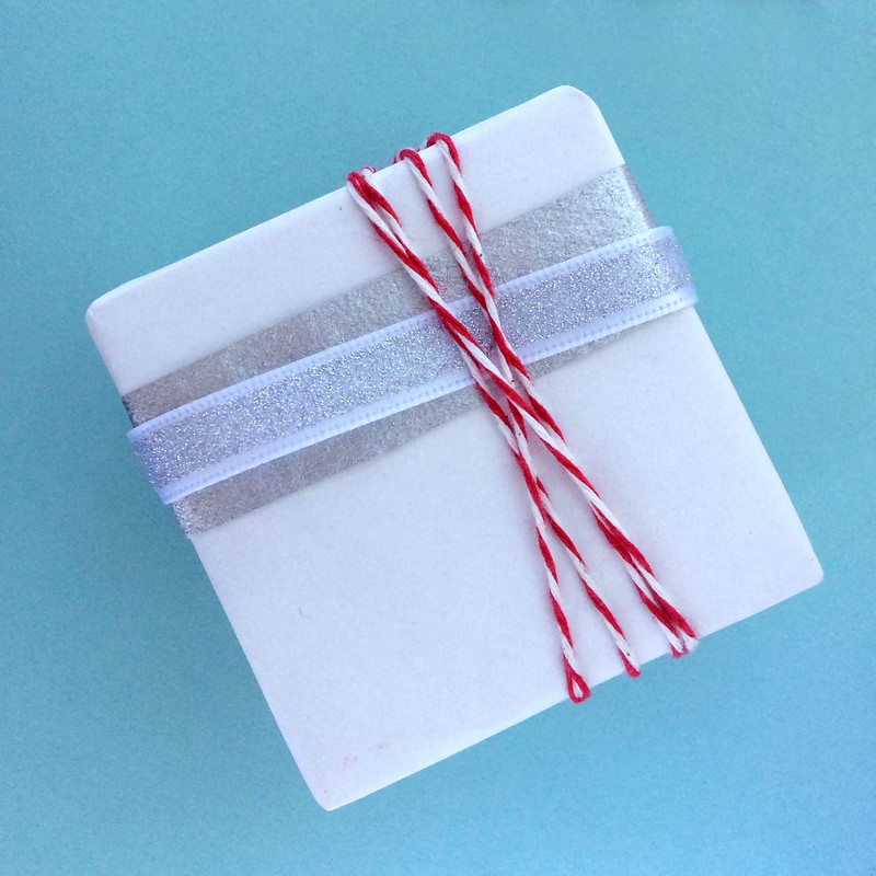 DIY Christmas Gift Wrap | www.berries.com/ You are free to: … | Flickr