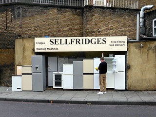 Sellfridges | by duncan