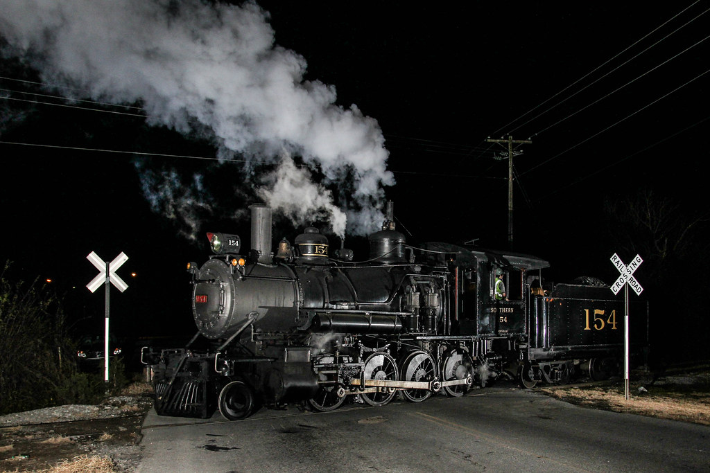 Southern Steam in Knoxville Photo Gallery by E.M. & Carmon Bell at ...