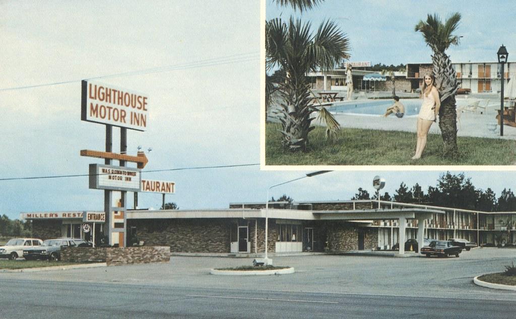 Lighthouse Motor Inn - Manning, South Carolina