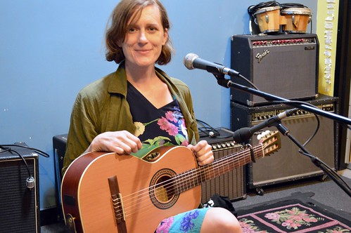 Laura Gibson live on WFMU