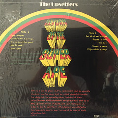 THE UPSETTERS:THE RETURN OF THE SUPER APE(JACKET B)