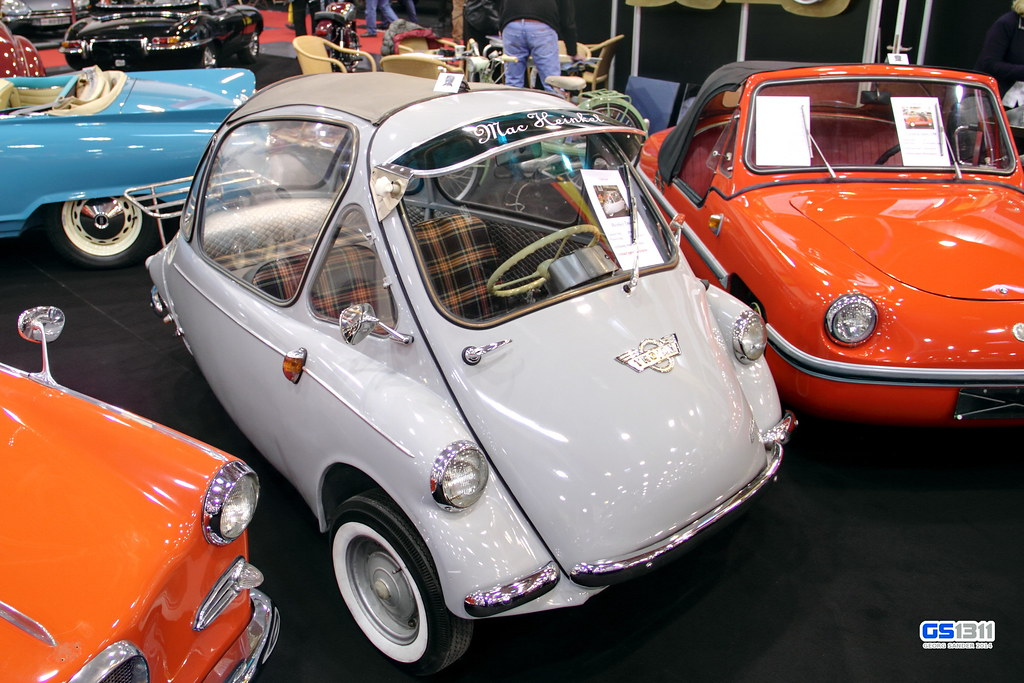 Heinkel Kabine Trojan See More Car Pics On Flickr
