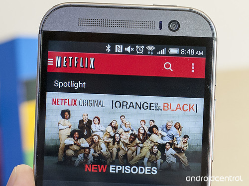 Netflix announces Android Wear support, new social features | by mschuoi