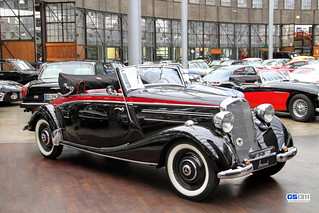1936 - 1942 Mercedes-Benz 170 V Cabriolet A | by Georg Sander