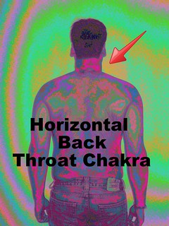 Horizontal Back Throat Chakra | by aurareaderomni