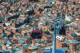 La Paz, Bolivia | by David Baggins