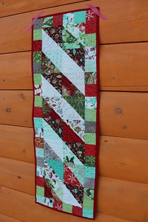 Christmas Table Runner | by CoraQuilts~Carla