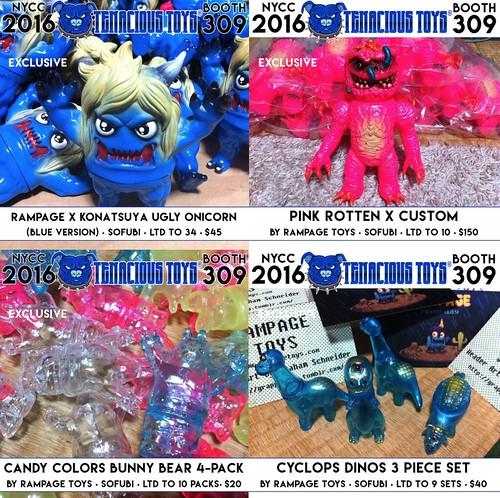Tenacious Toys NYCC2016 03