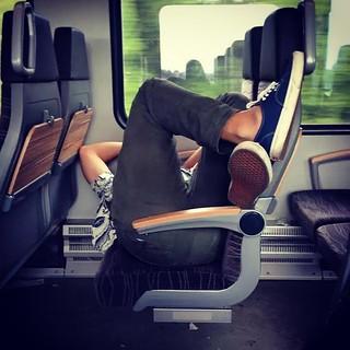 Pause TGV