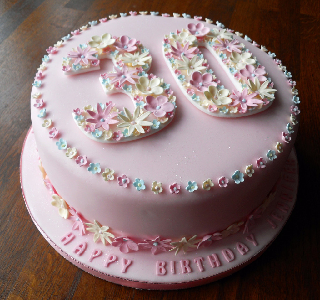 21st Birthday Cake Ideas For Her