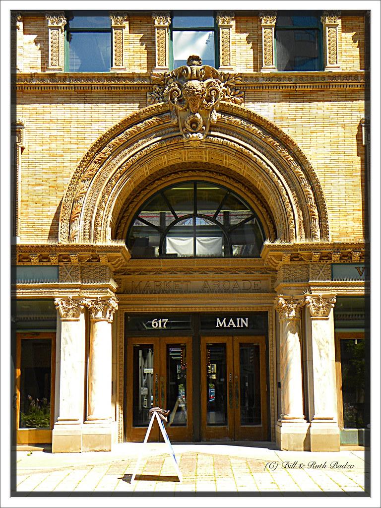 Buffalo Ny ~ Market Arcade ~ Historic Landmark   N: 617 MAIN…   Flickr