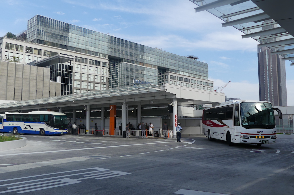 Busta - Shinjuku Bus Station