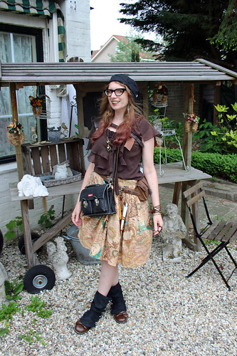 outfit: 29.5.2016 - Summer Tales Boutique Tea Party