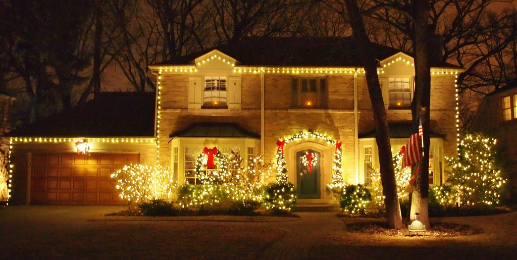 ... Lincolnwood Christmas Lights   by Brule Laker - Lincolnwood Christmas Lights Brule Laker Flickr