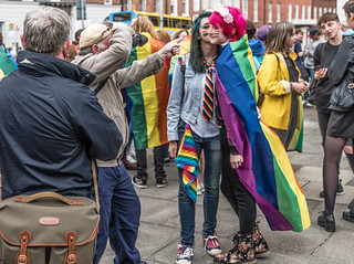 PRIDE PARADE AND FESTIVAL [DUBLIN 2016]-118028 | by infomatique