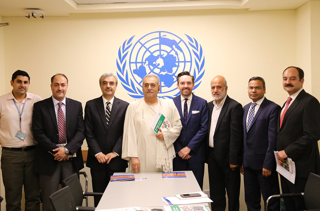 Cost-sharing agreement between UNDP and Balochistan ...