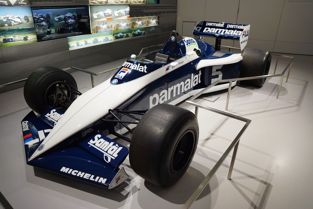 Turin Lingotto The National Car Museum Formula 1 Race Cars Of ...