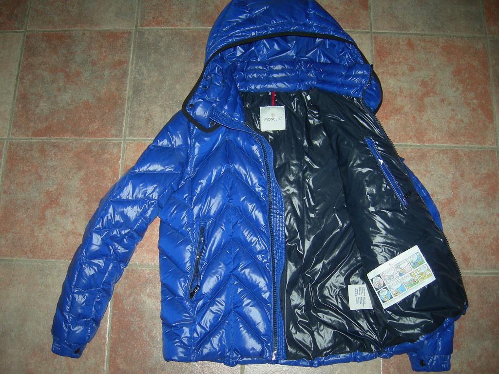 moncler berriat blue