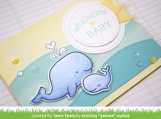 Whalecome baby - detail | by yainea