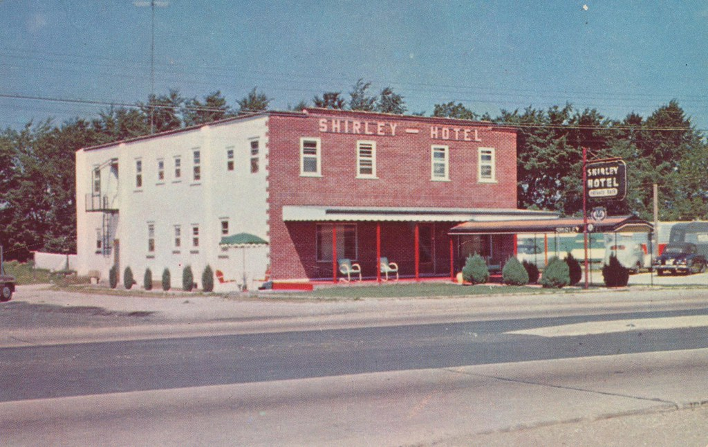 Shirley Hotel - South Bend, Indiana