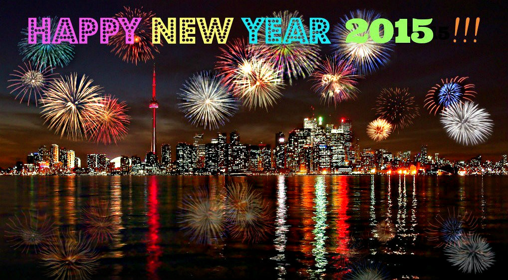 From Canada .... Happy New Year! .... Bonne Année! .... Fe… | Flickr