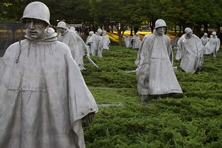 Korean War Veterans Memorial - Washington, D.C. | by Au Kirk