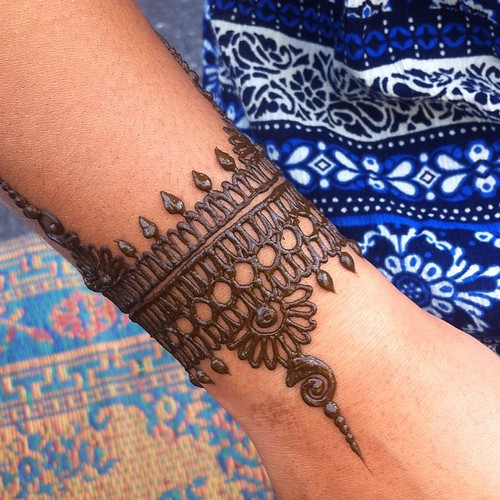 Henna Cuff Www Jamilahhennacreations Com: April-September The Streets Are