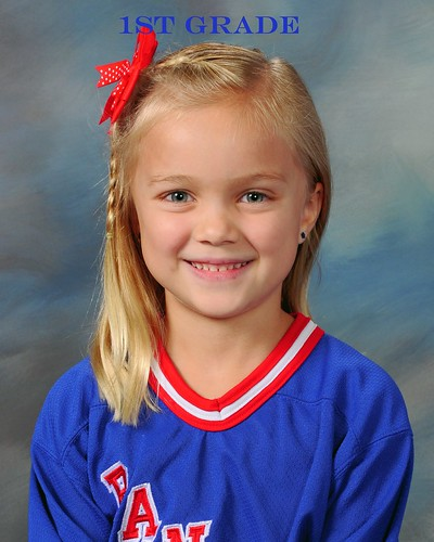 Alexy 1st Grade | School Picture for 2014 | Beauty Playin ...