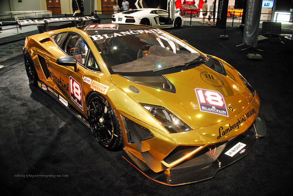 ... Blancpain Series Gold Lamborghini Gallardo | By Infinity U0026 Beyond  Photography