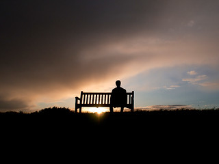 Bench Silhouette | by Fodagrafs