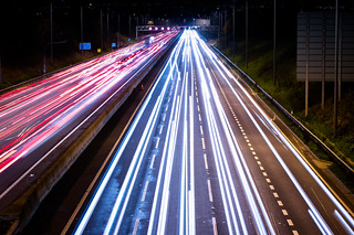 Rush Hour Lights (M62 - Reshoot) | by A. Jones Photography