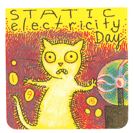 Notes on static electricity
