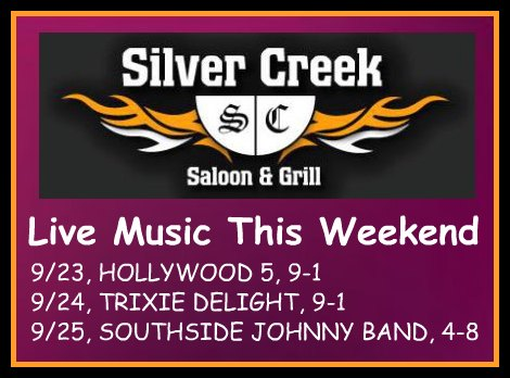 Silver Creek Poster 9-23-16