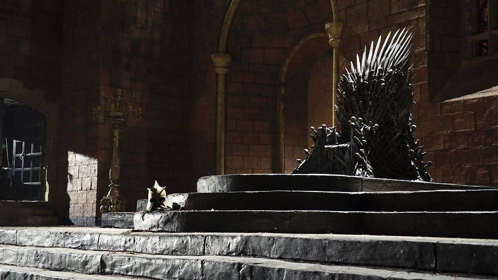 Iron Throne Game Of Thrones Movie Hd Wallpaper