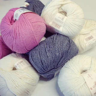 surprise!free postage on this lot as well! bonus! #knitting | by whoopscareless