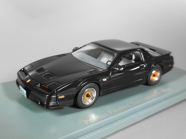 Pontiac Firebird Trans Am GTA 1988